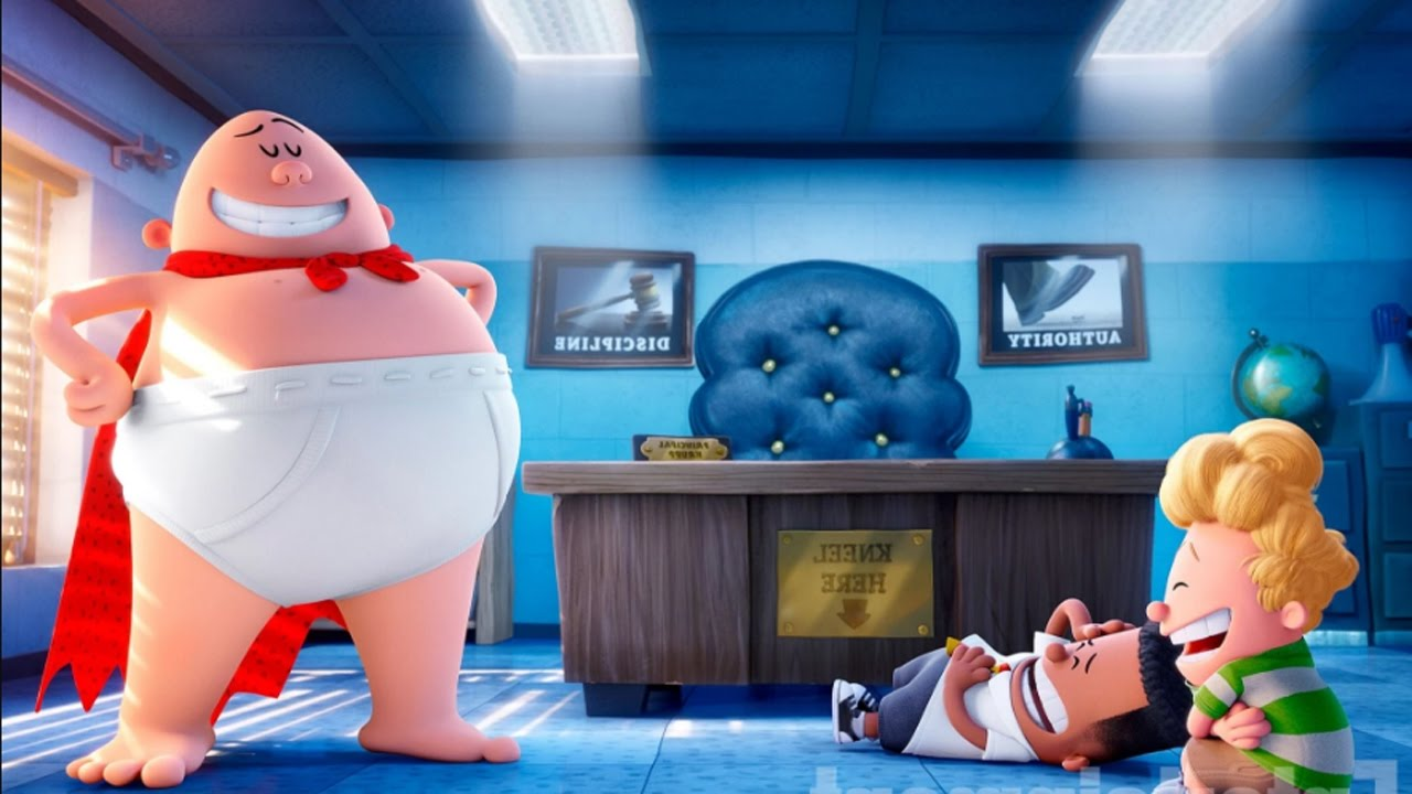 grab your free passes to see captain underpants mom the magnificent