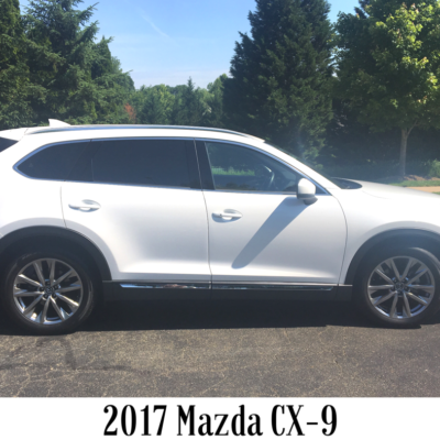 Top 3 Reasons I Love The 2017 Mazda CX-9