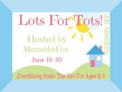 Lots For Tots Giveaway!