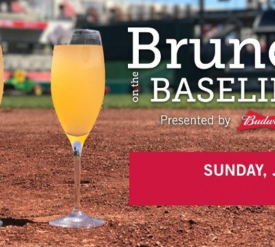 Nationals present Brunch on the Baselines!