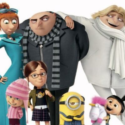 Despicable Me 3 Now Playing!