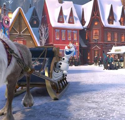 OLAF'S FROZEN ADVENTURE Coming This Fall!