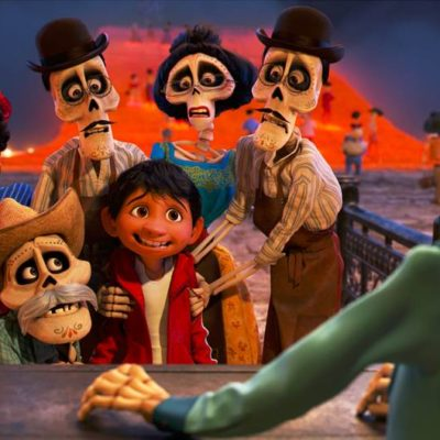 Coco ~ Official Trailer & Cast Line Up