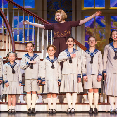 D.C. Is Alive With The Sound Of Music Through July 16th!