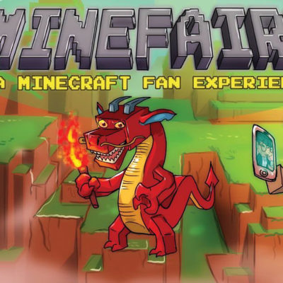 Minefaire, a MINECRAFT Experiece Coming To DC, Plus Discount Code!