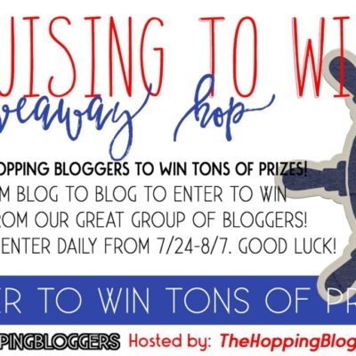 Crusing To Win Giveaway!