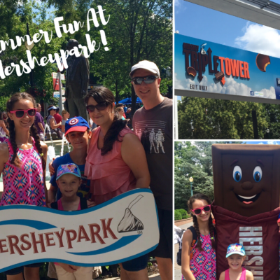 Summer Fun At Hersheypark!