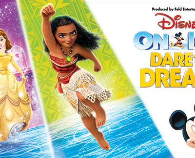 Disney On Ice Dare To Dream ~ Coming to Fairfax Sept 29th – Oct 8th!