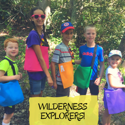 DIY Wilderness Explorer Adventure!