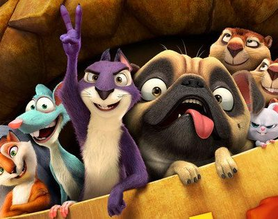 The Nut Job 2~Free Passes!