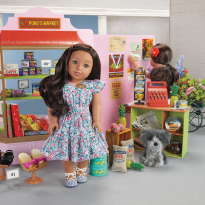 Welcome Nanea ~ The Newest BeForever Doll From American Girl!