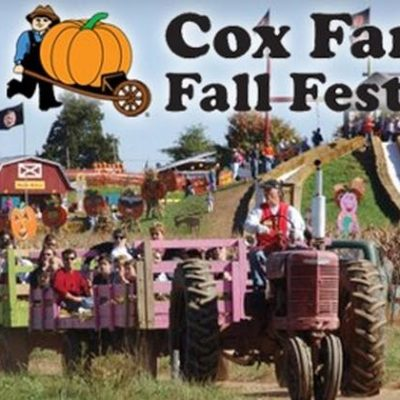 Cox Farms Fall Festival 2017!