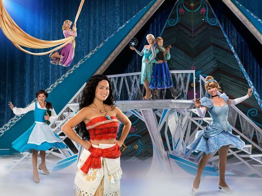 Disney On Ice Dare to Dream Giveaway!