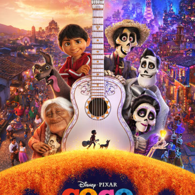 New Poster & Trailer for Disney•Pixar's COCO!