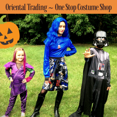 Oriental Trading ~ Your One Stop Halloween Costume Shop!