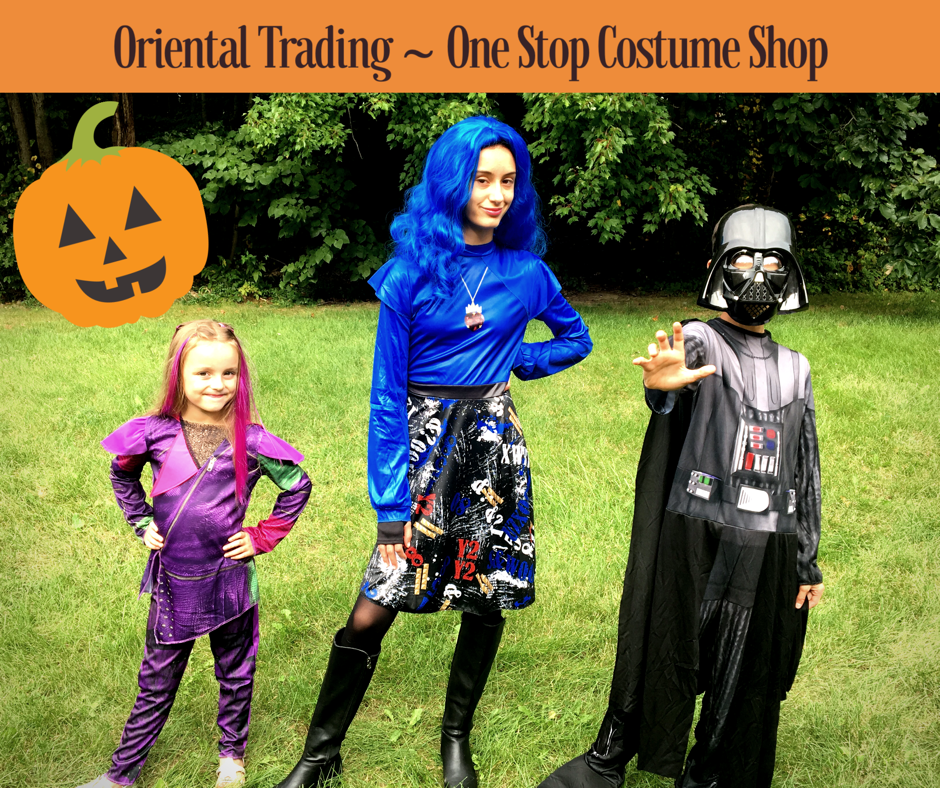 Oriental Trading ~ Your One Stop Halloween Costume Shop! - Mom the ...
