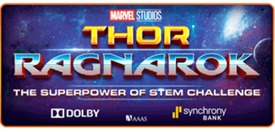 Calling All Girls Ages 15-18! Join the Marvel Studios' Superpower of STEM Challenge!