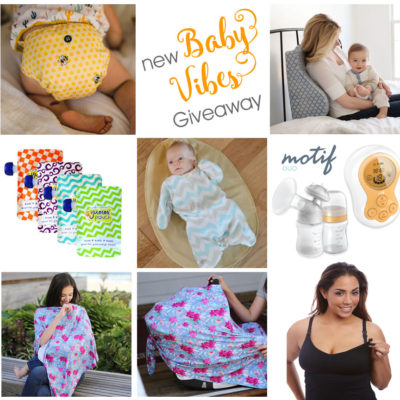 New Baby Vibes Giveaway!