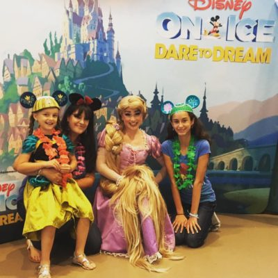 See Disney On Ice presents Dare To Dream!