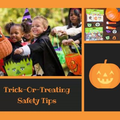 Trick-Or-Treating Safety Tips!