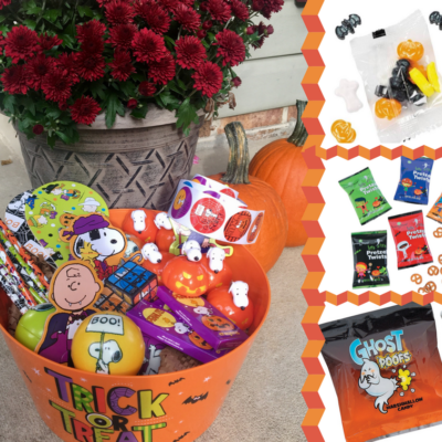 Best Halloween Candy & Non Candy Items