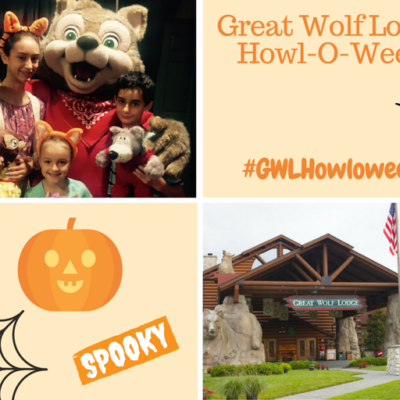 Our Spooktacular Getaway To Great Wolf Lodge Williamsburg!