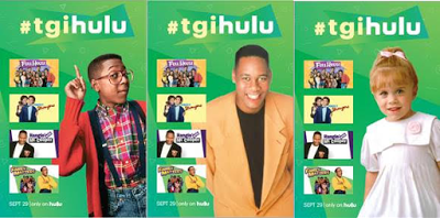 TGI-HULU ~ Bringing The 90's Back!