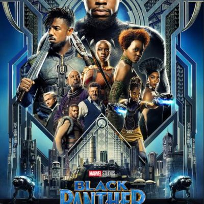 New BLACK PANTHER Featurette!