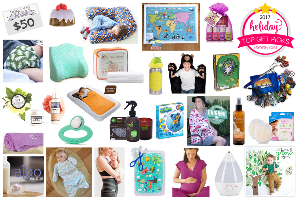 Holiday gift ideas for babies kids and moms giveaway mom the and luxurious gifts for yourself or the new mom in your life one lucky winner will receive this entire gift collection enter below and good luck solutioingenieria Gallery