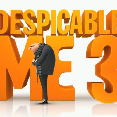 DESPICABLE ME 3 DVD Giveaway