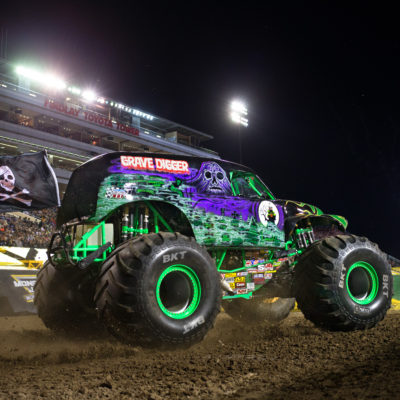 MONSTER JAM® TRIPLE THREAT IS COMING TO D.C.!
