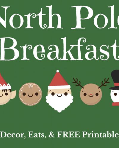 DIY North Pole Breakfast