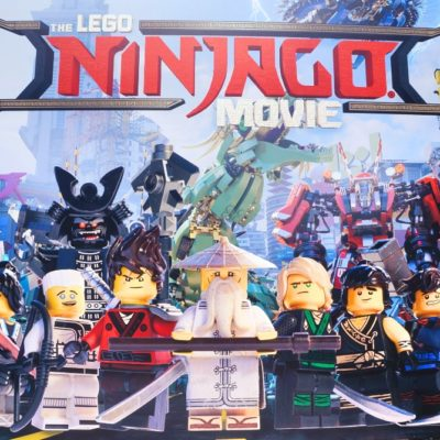 THE LEGO NINJAGO MOVIE ~ Giveaway!