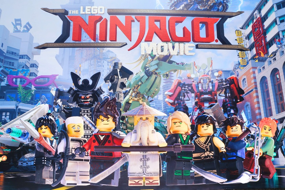 The Lego Ninjago Movie Giveaway Mom The Magnificent