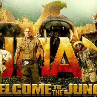 Jumanji: Welcome To The Jungle~ FREE Movie Passes to Advance Screening
