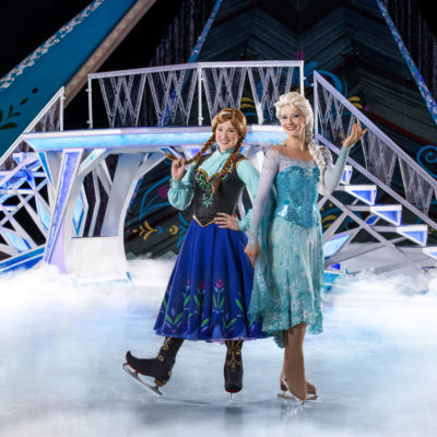Disney On Ice Presents Frozen~My Favorite Disney On Ice!