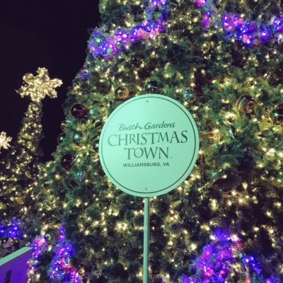 3 Reasons To Experience Busch Gardens Christmas Town!