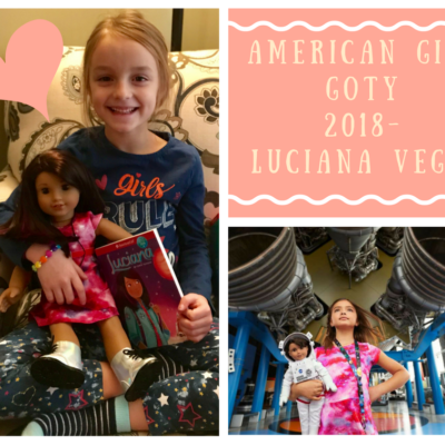 American Girl GOTY ~ Luciana Vega