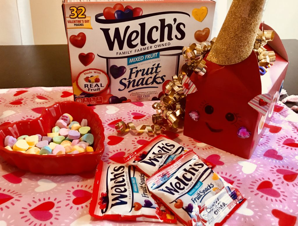 looking for the perfect valentines day treat to hand out in the classroom this year welchs fruit snacks has you covered these heart shaped fruit snacks