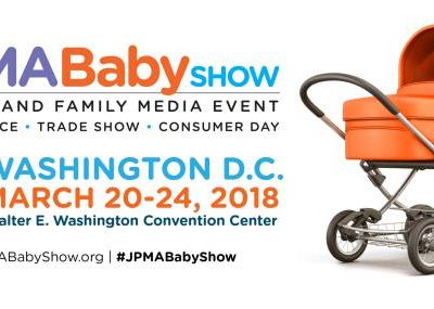 The Annual JPMA Baby Show Is Coming to Washington, D.C.