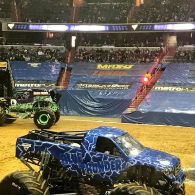 Monster Jam Triple Threat~An Action Packed Show!