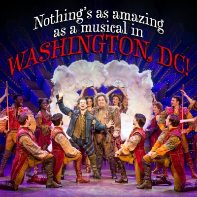 Something Rotten ~ A Must See In DC!