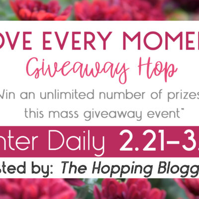 Love Every Moment Giveaway!
