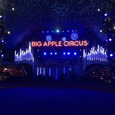 The Big Apple Circus at the National Harbor 3/8-4/1