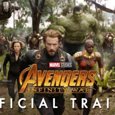 Marvel Studios' AVENGERS: INFINITY WAR Trailer & Poster!