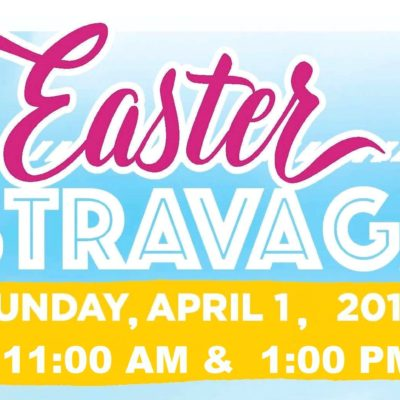 Easter Egg-Stravaganza at the West Belmont Place!
