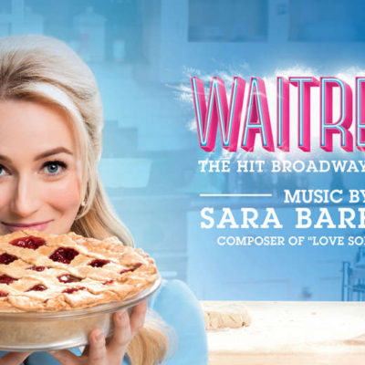 Win Tickets to see Waitress at The National Theatre!
