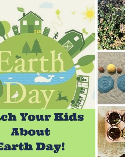 Earth Day Crafts ~ Teach Your Kids to Reduce, Reuse, & Recycle!