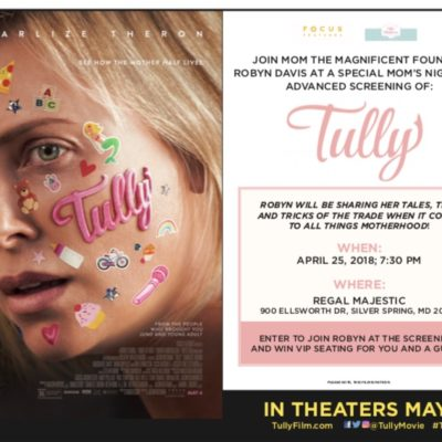 Mom's Night Out ~ Tully Advance Screening!