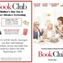 BOOK CLUB ~ Special Mother's Day Event